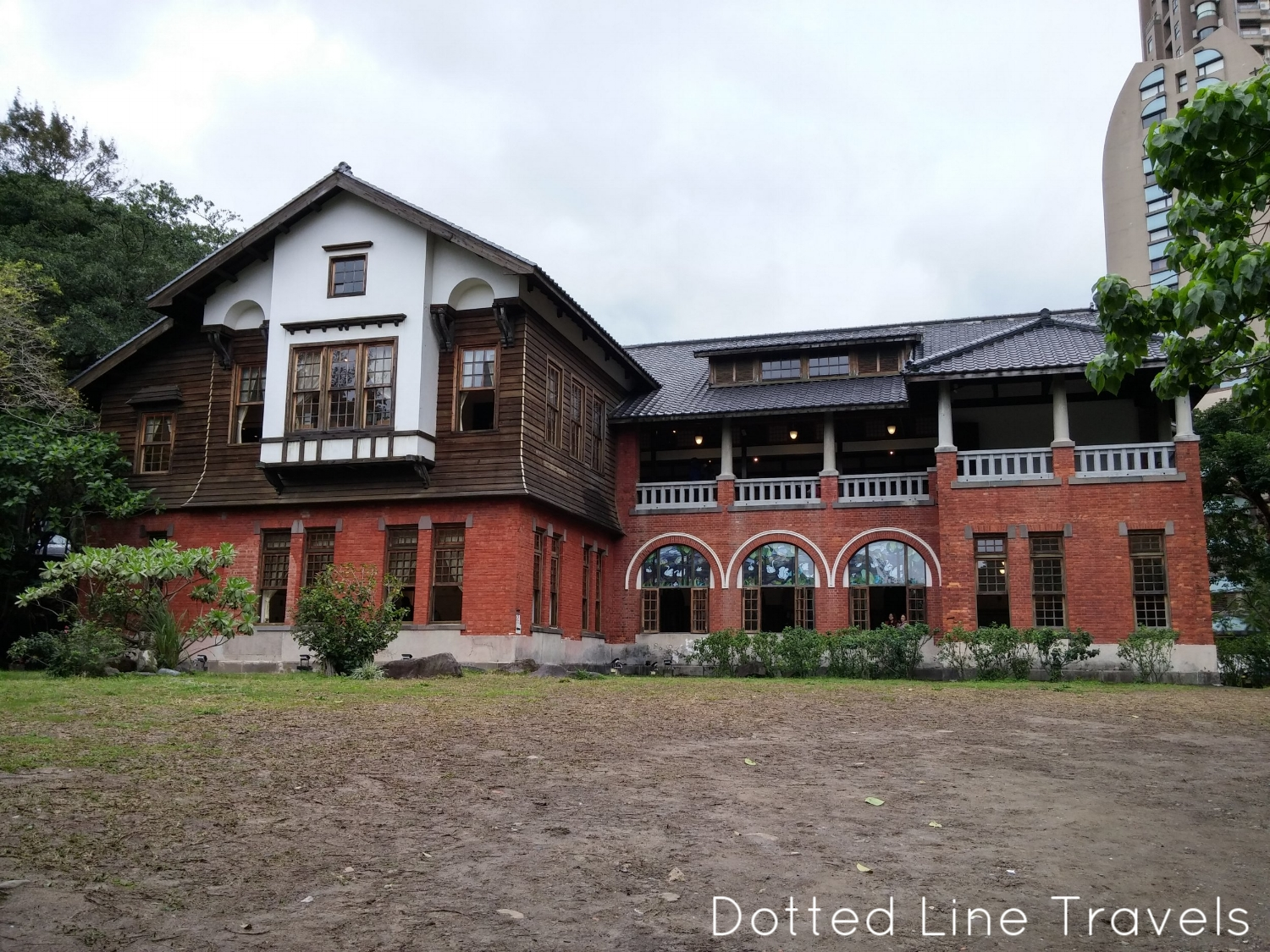 The very stunning Beitou Hot Springs Museum