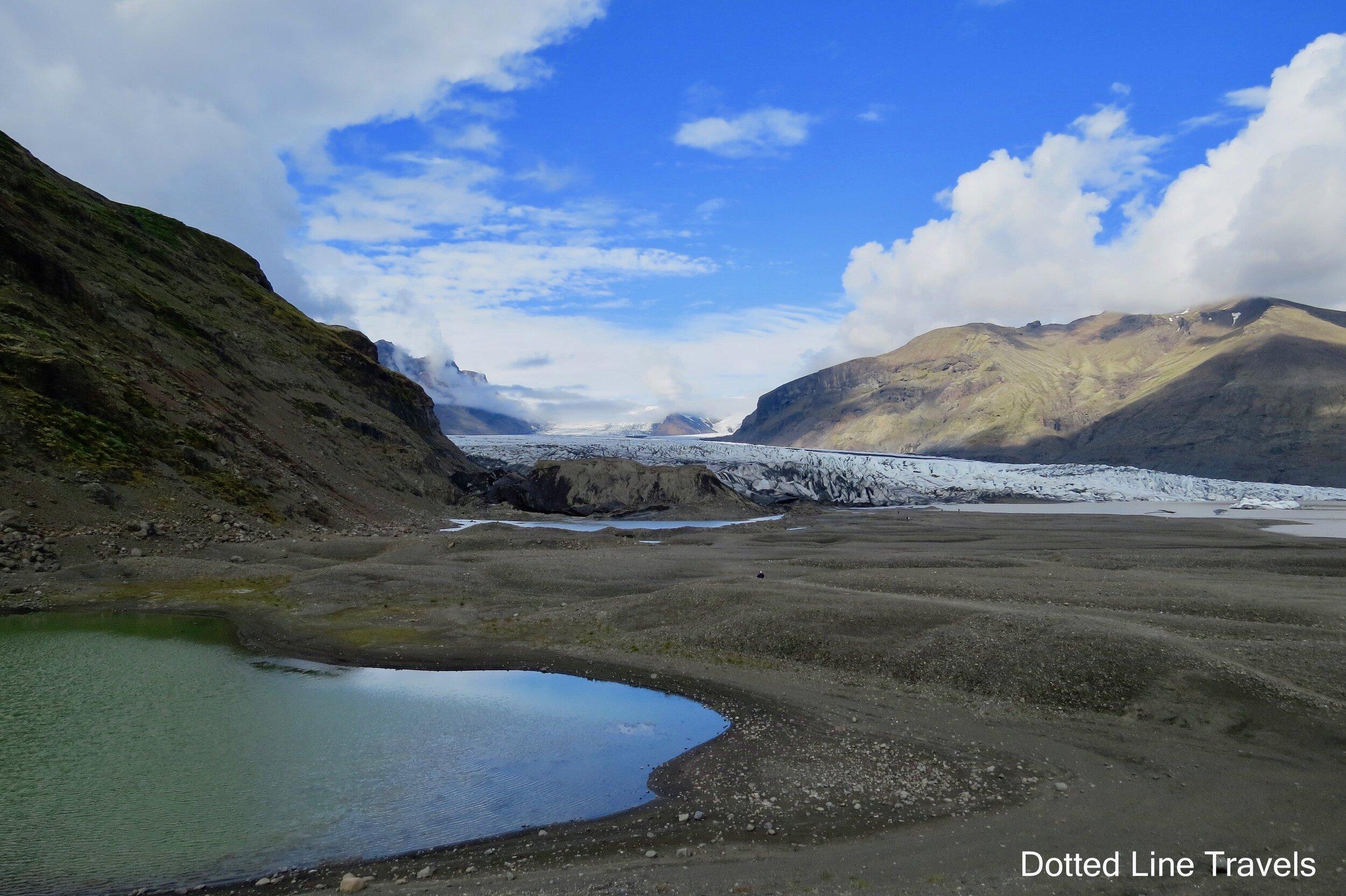 Skaftafellsjokull Iceland