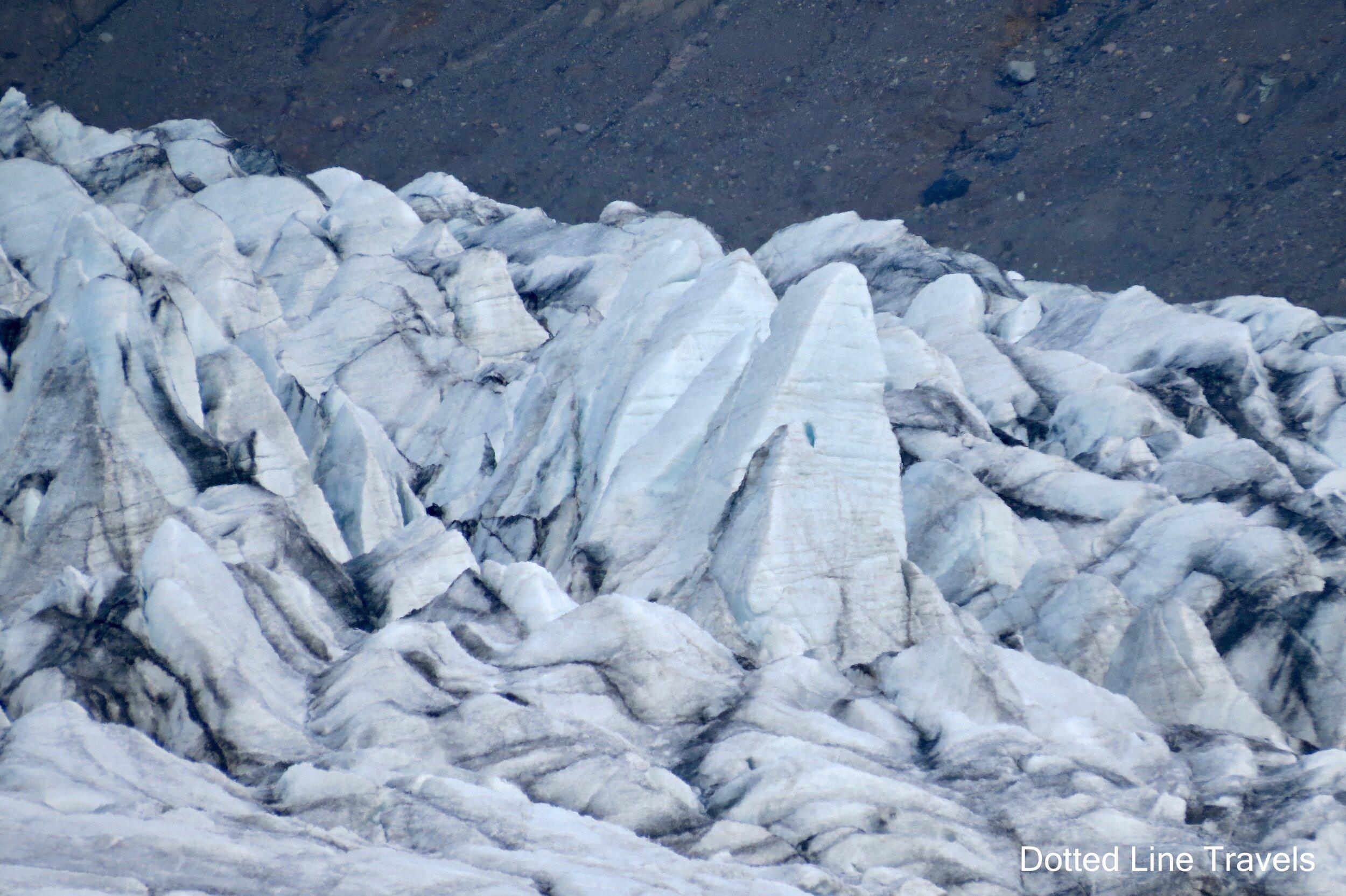 Skaftafell Glacier Iceland