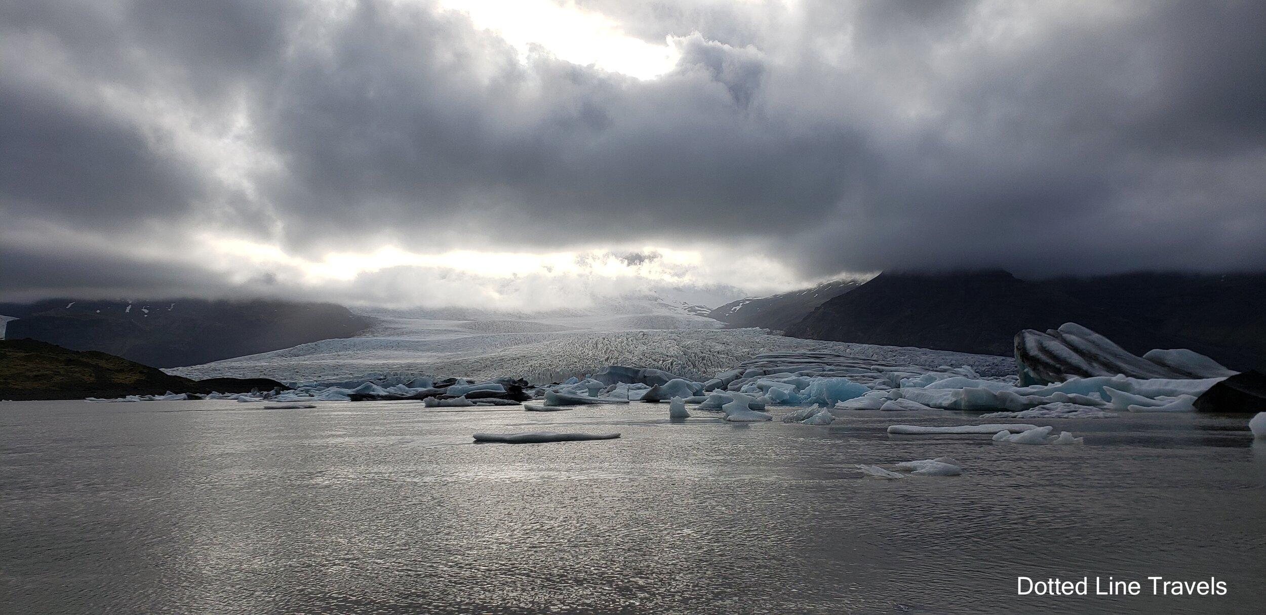 Fjallsarlon Iceland