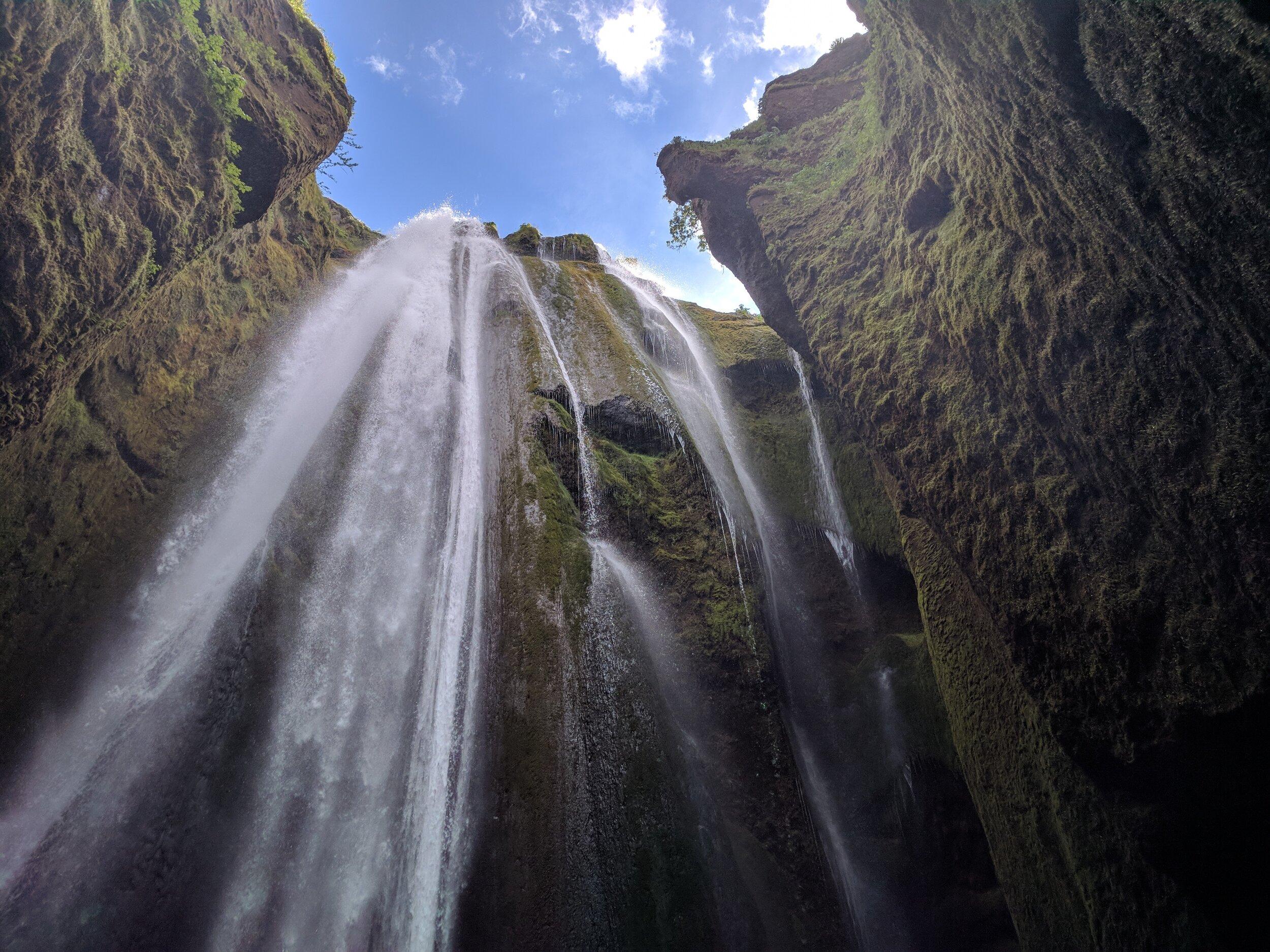 Gljufrabui-Iceland