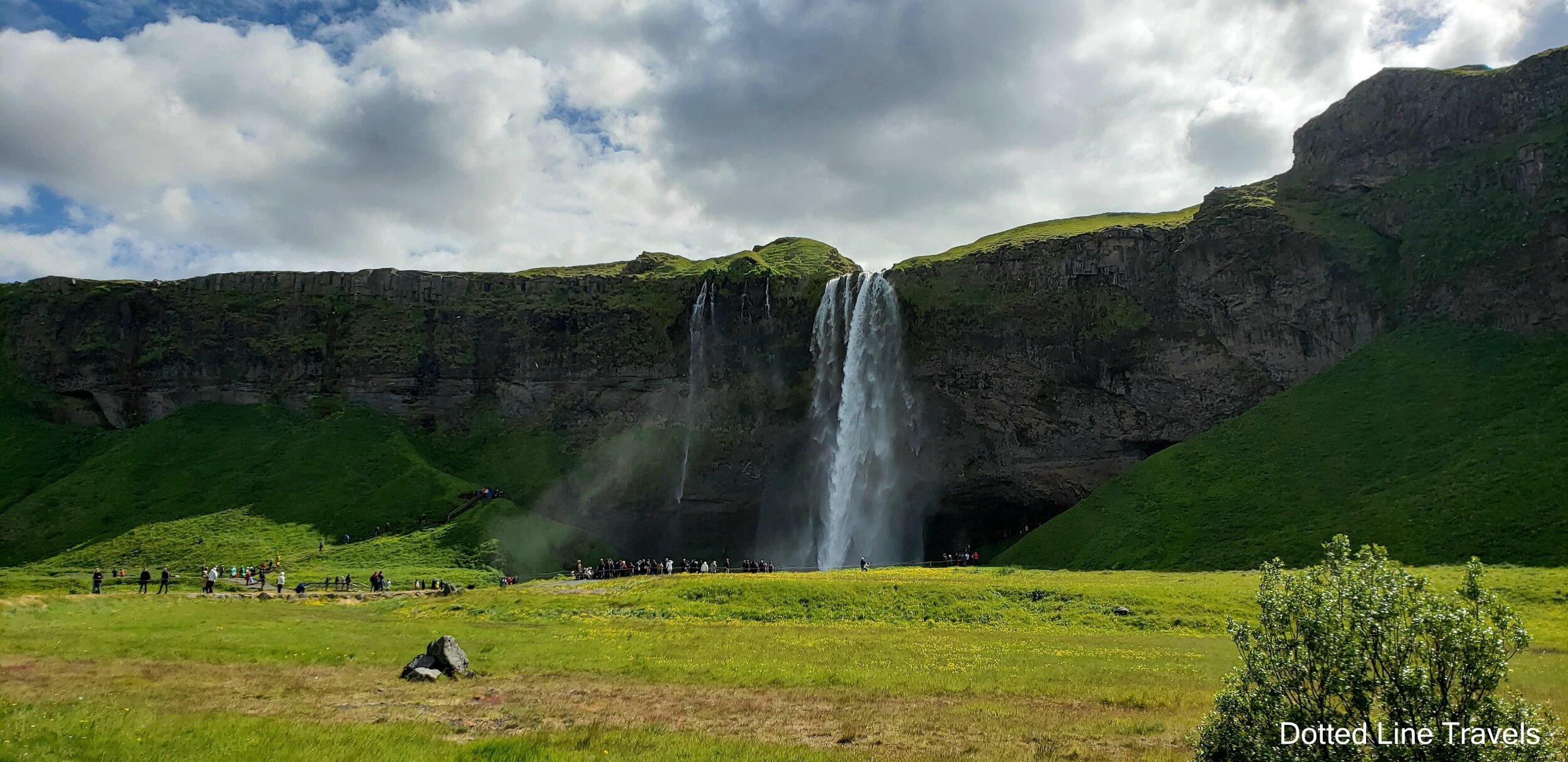 Seljalandsfoss-Iceland