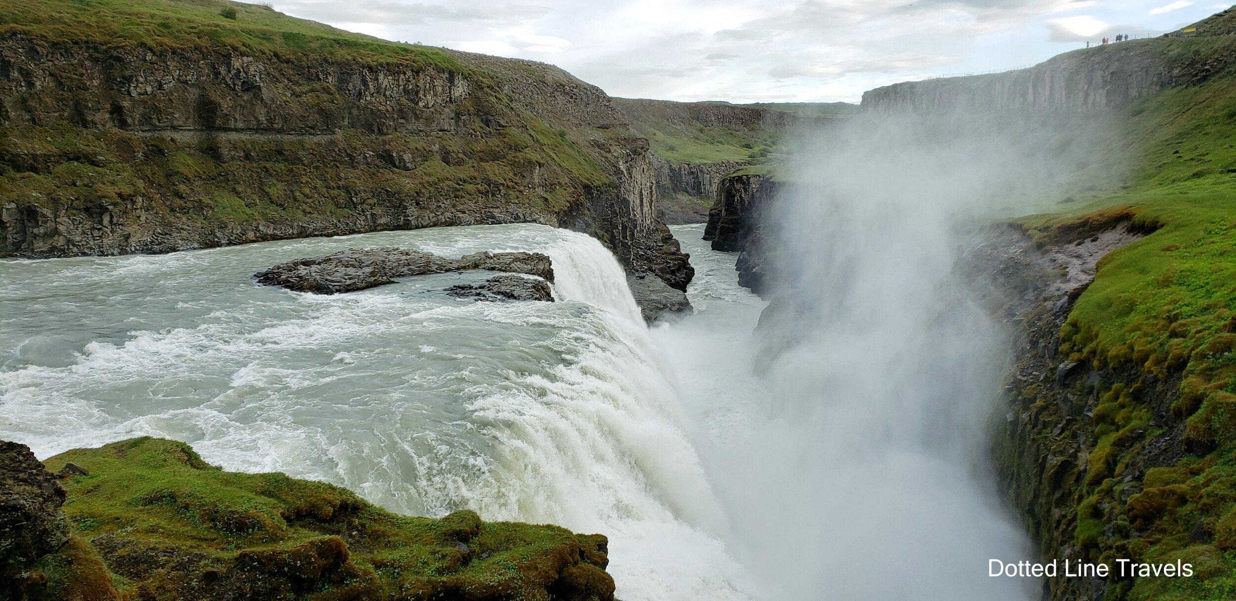 Gulfoss-Iceland