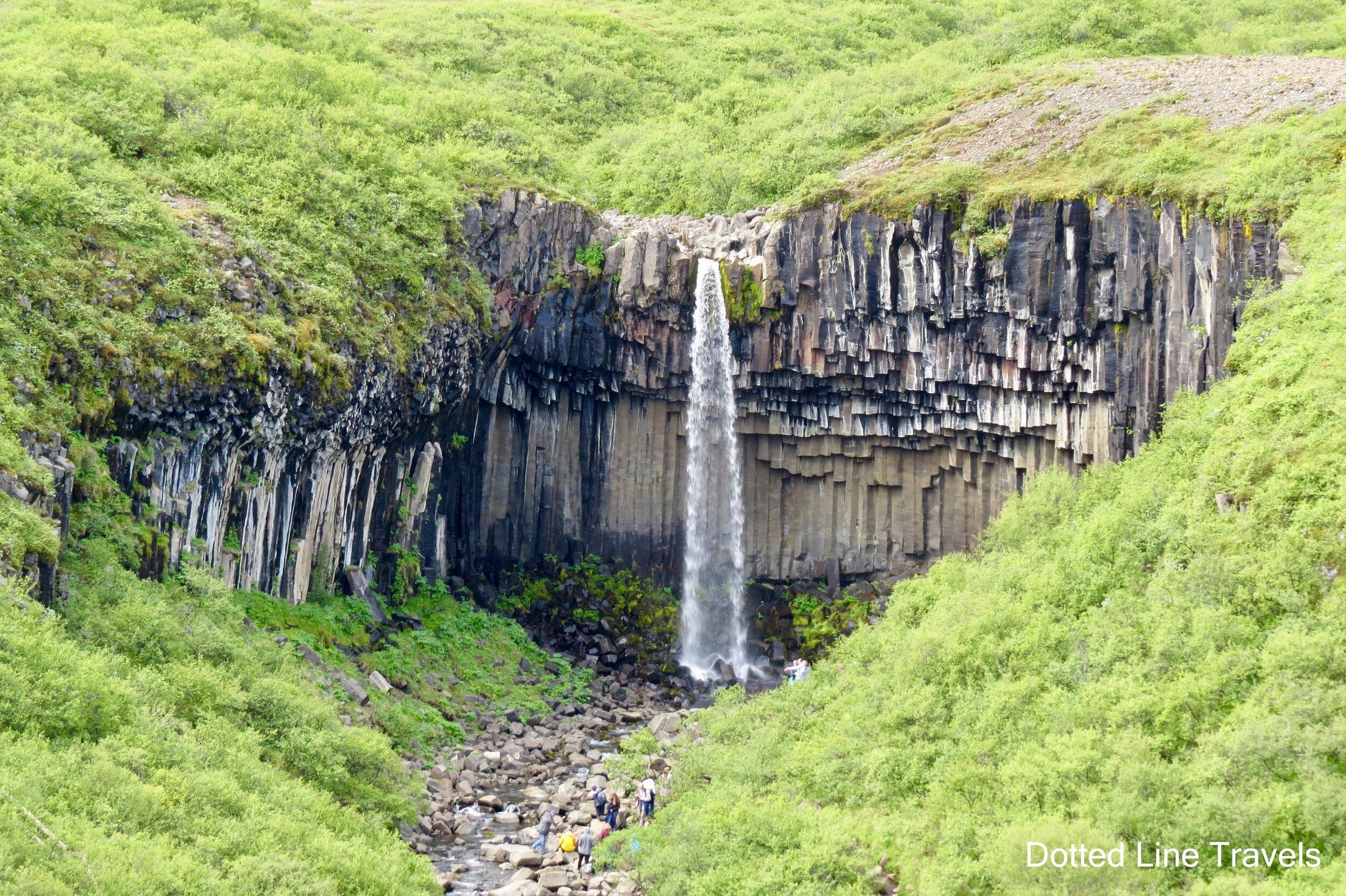 Svartifoss-Iceland