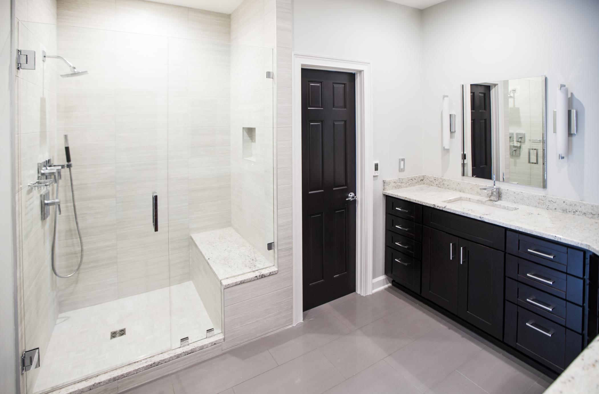 Custom Master Bathroom Remodel