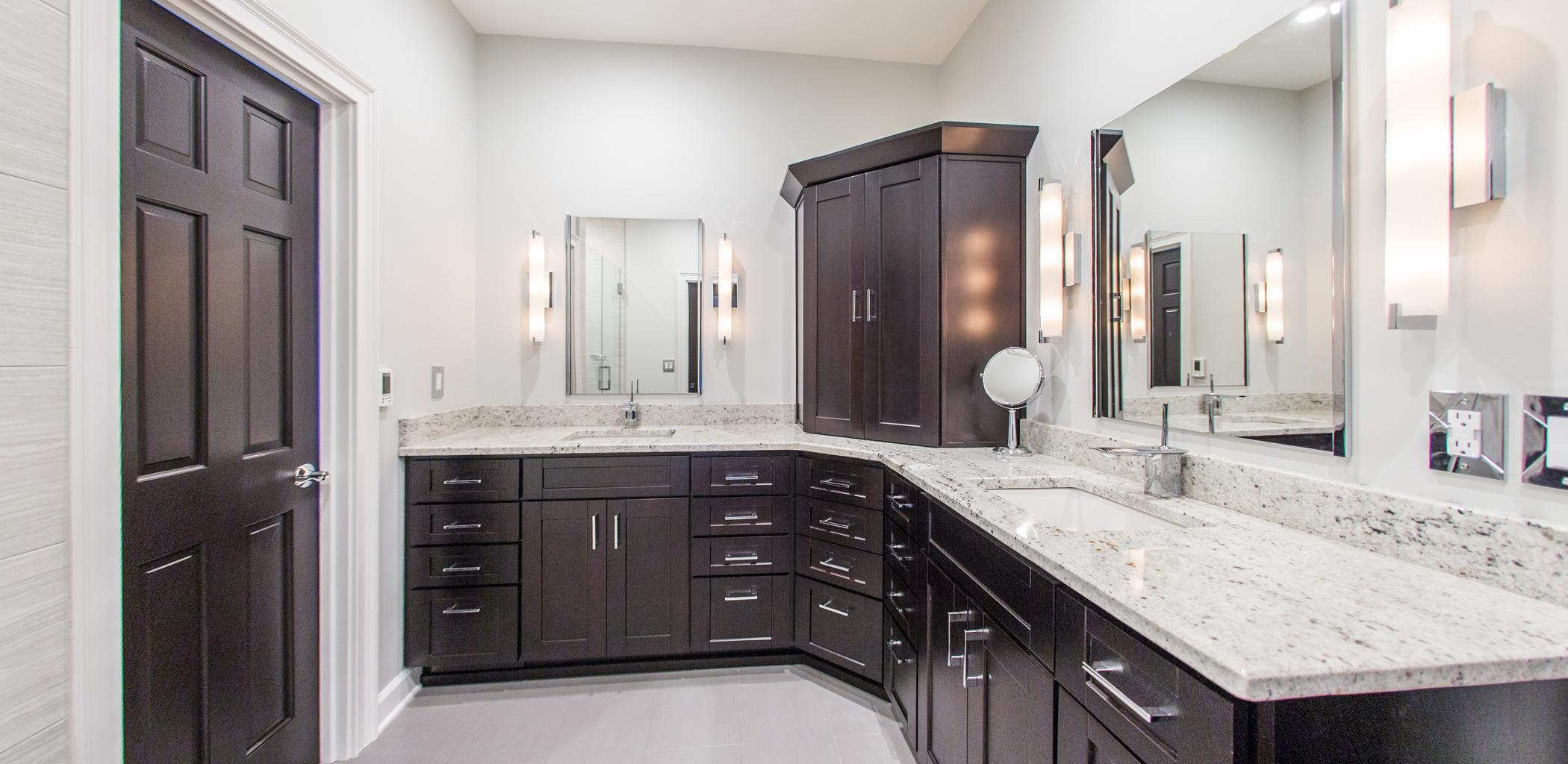 Customer Bathroom Remodel