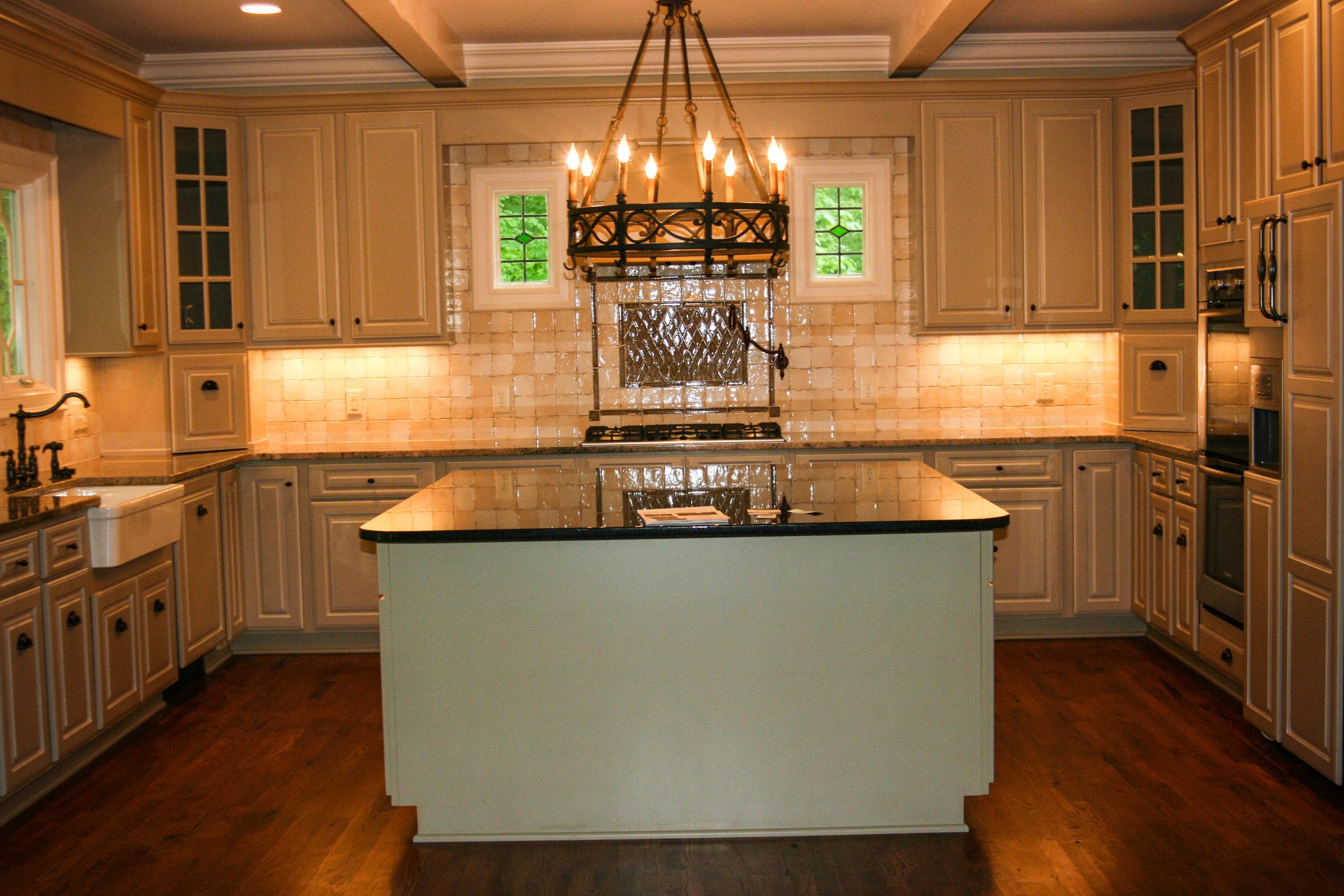 Leiper's Fork Custom Home Kitchen