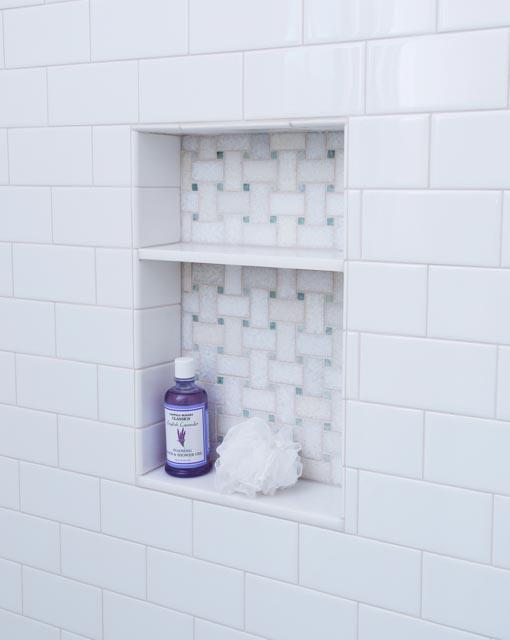Modern Custom Home Master Bathroom