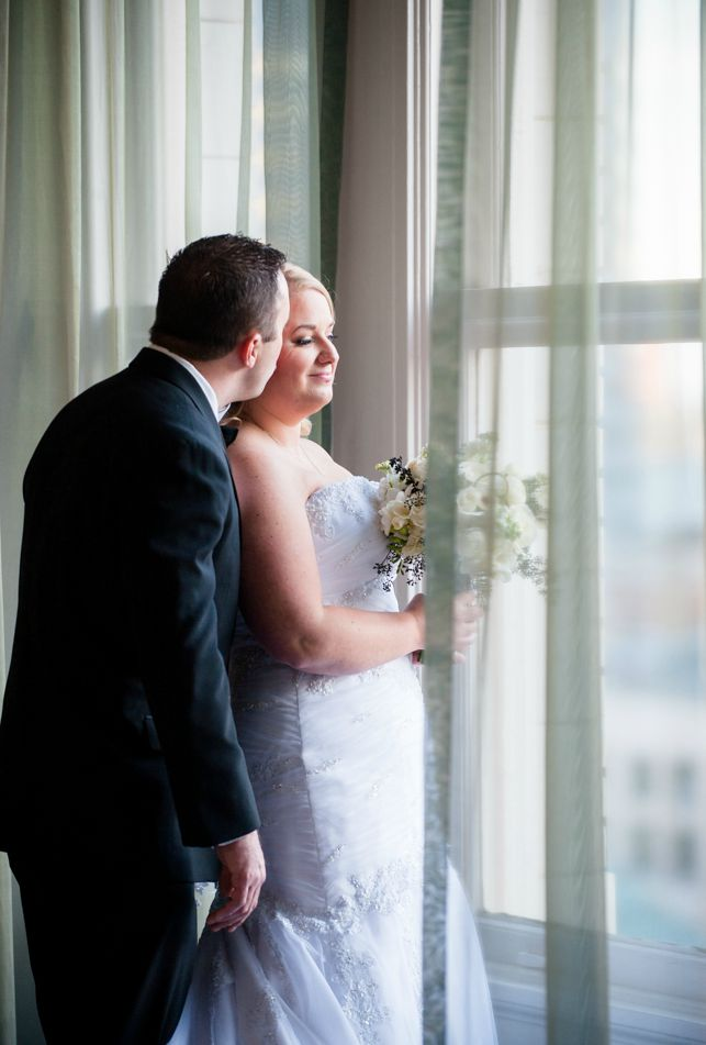 Wedding at The West End Ballroom in Portland Oregon | Powers Studios | Lush Floral Design