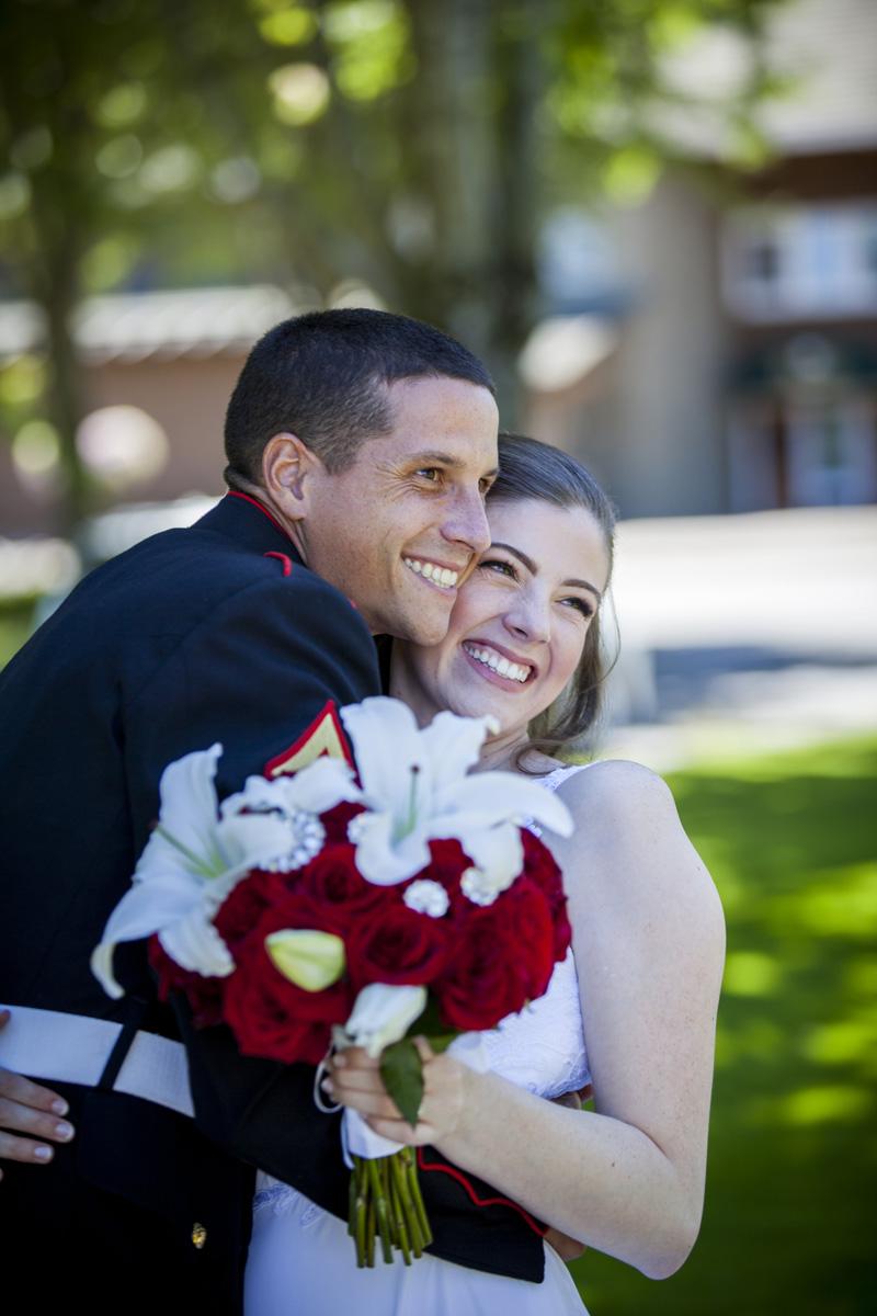 Lush Floral Design in Portland Oregon | The Reserve Golf Club Weddings