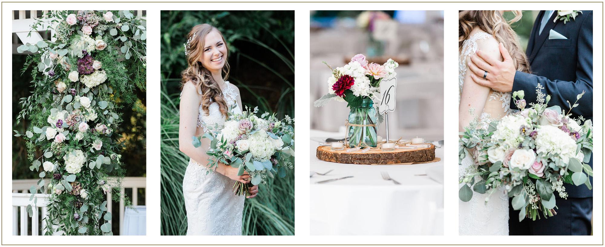 Lush Floral Design | Portland Oregon Wedding Florist