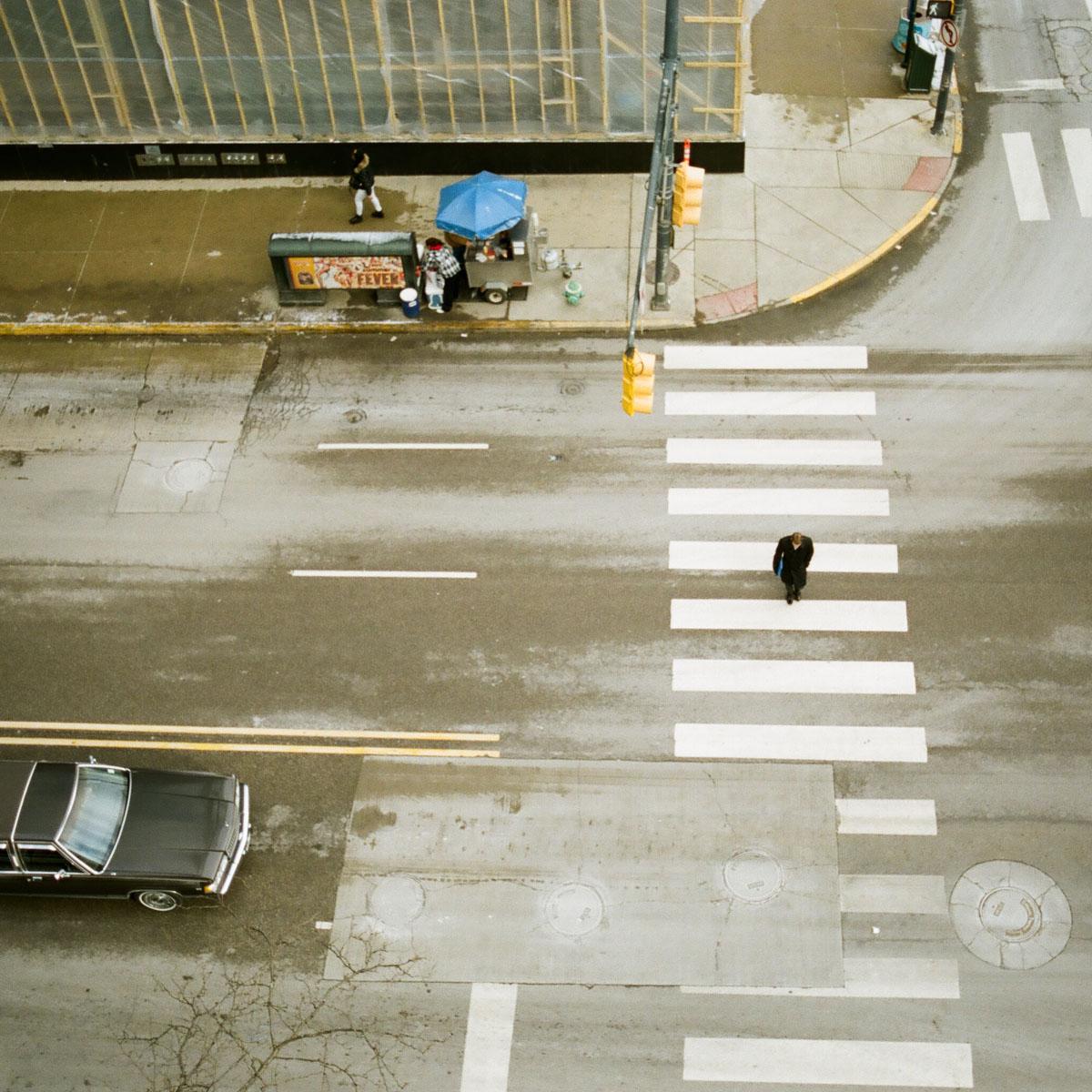 Crosswalk   Laura Yurs