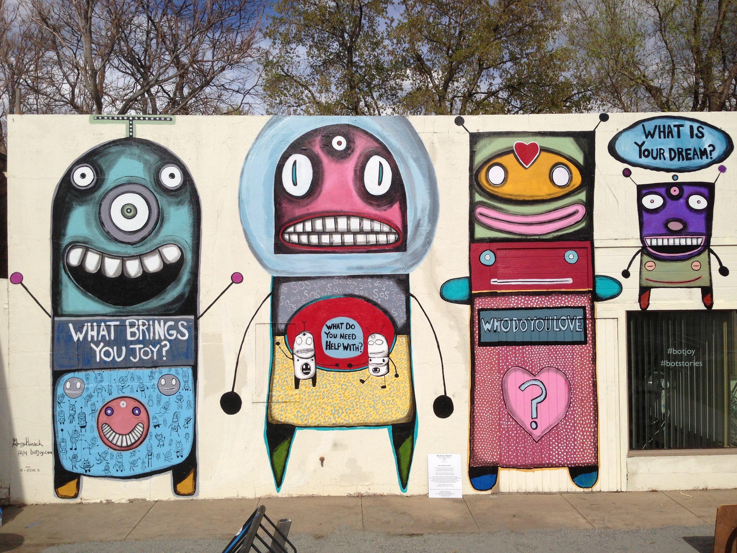 BotJoy mural   Gary Hirsch