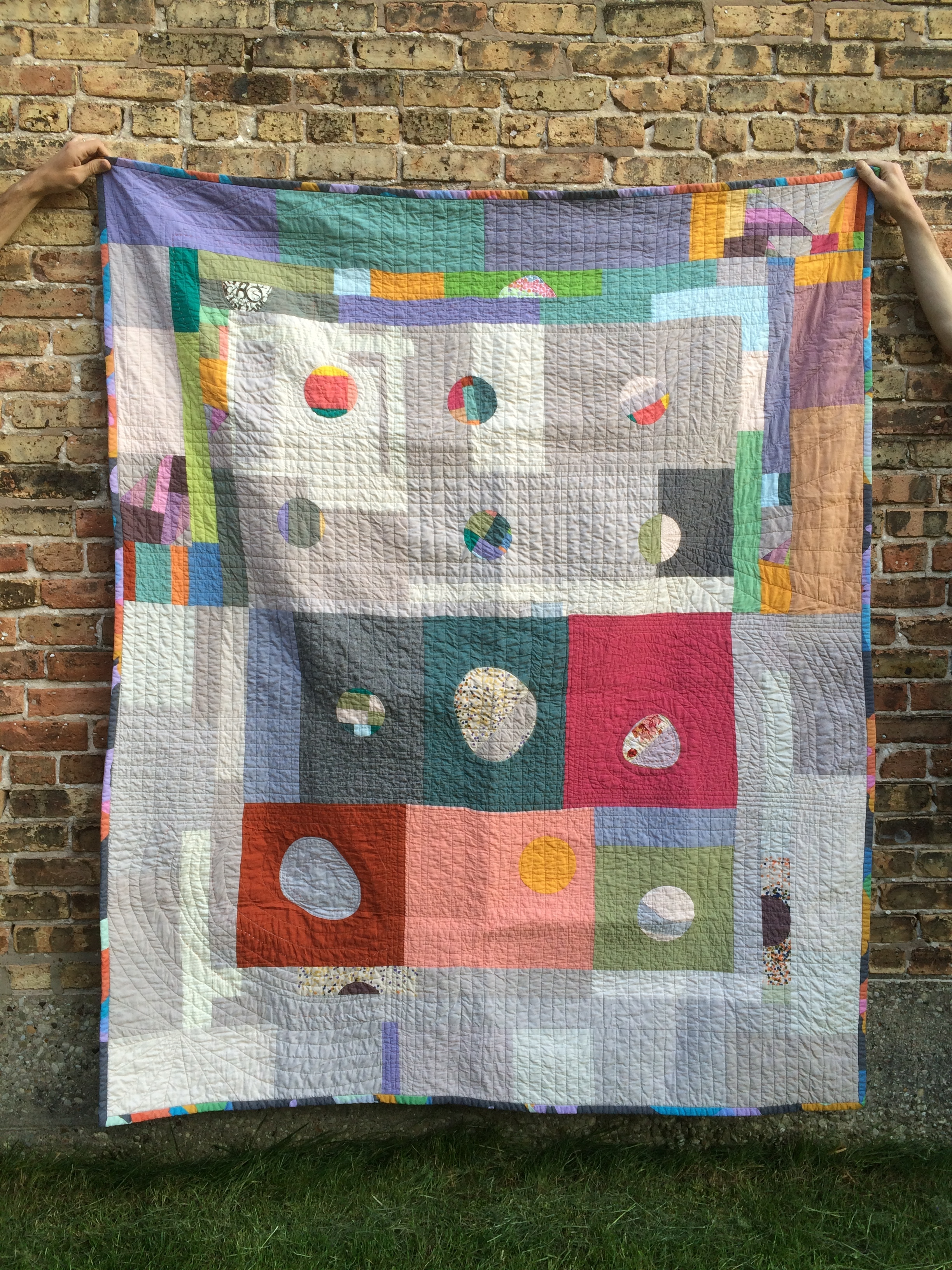 Quilt for the Taylors   Laura Hartrich