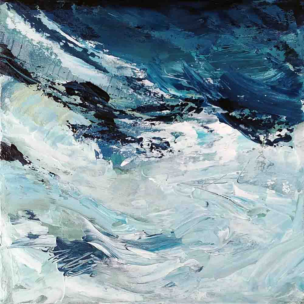 A Stain of Ocean   Kim Duhaime