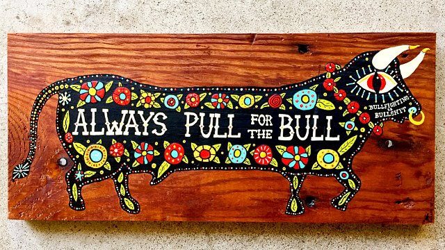 Always Pull For The Bull   Brian Phillips