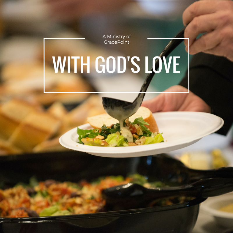 Les Murty  - Ministry Leader  With God's Love meets on the 3rd Sunday of each month at 3:00pm in A302.