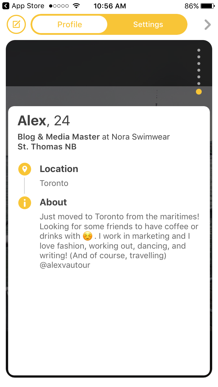 I Was Lonely, So I Downloaded Bumble BFF — Alex Vautour