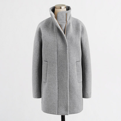 J Crew Factory City Coat