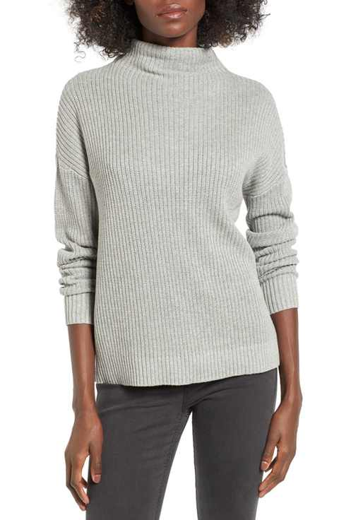 BP Mockneck Sweater