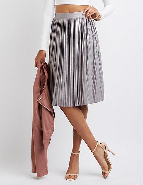 Silver midi skirt.jpg