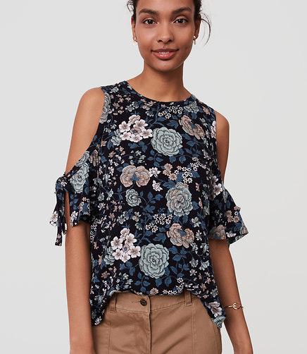 floral tie cold shoulder top.jpg