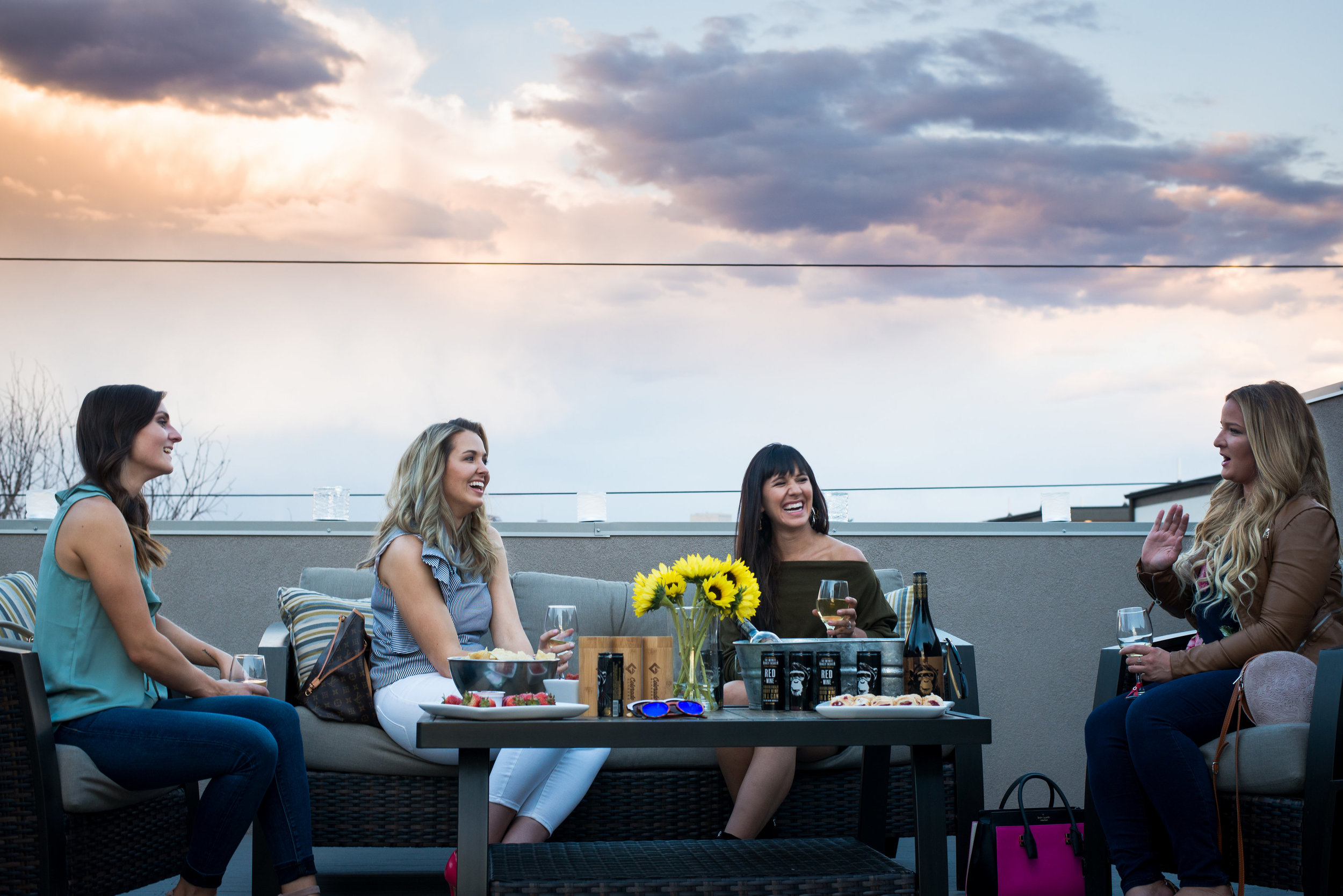 "<img src = girl's-night-in.jpg"" alt = ""taking-time-for-yourself-a-girl's-night-inspiration-Denver-rooftop-wine-and-best-girl-friends"">"