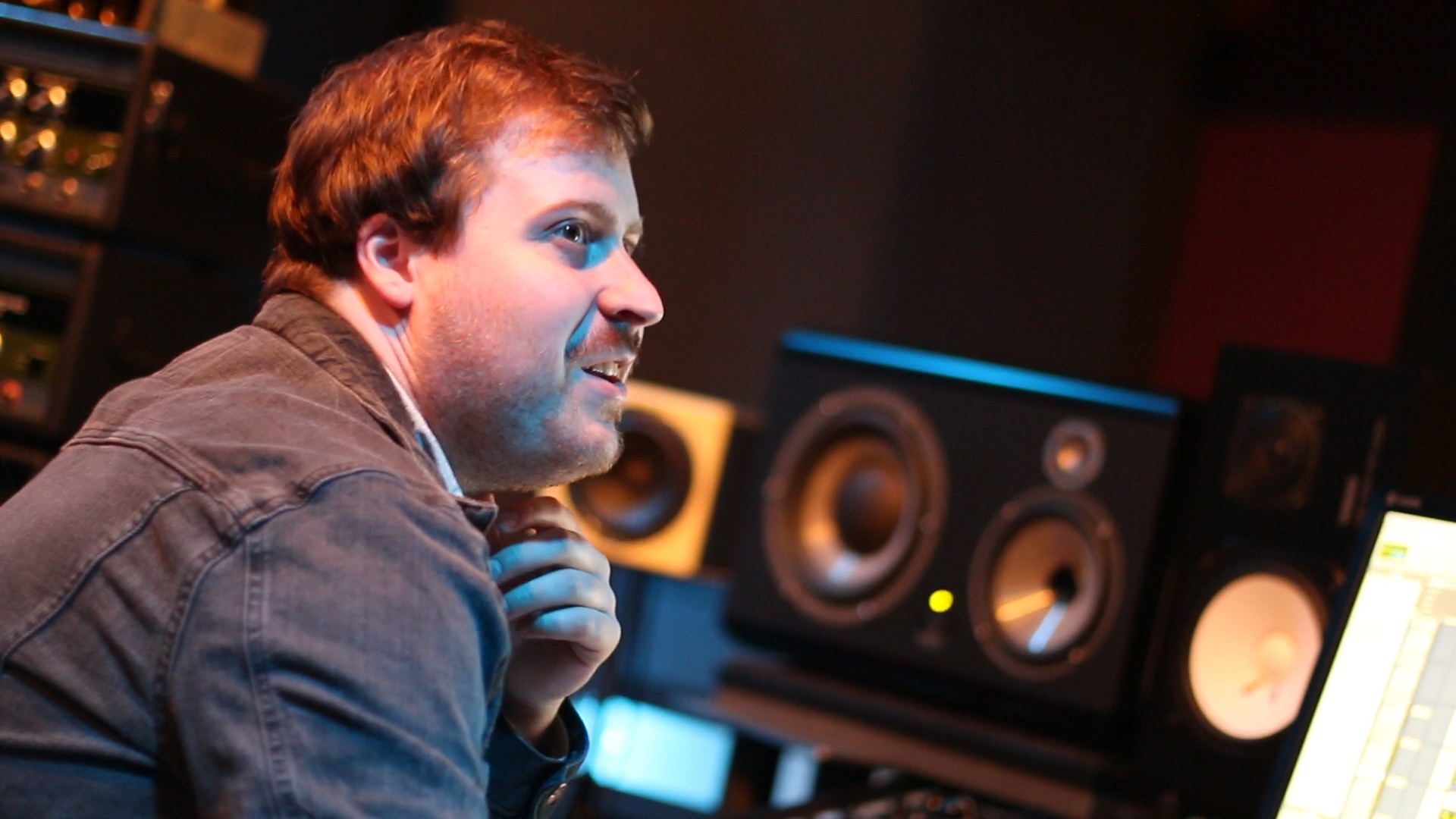 Producer, Engineer and Guitarist Jeff Kynoch