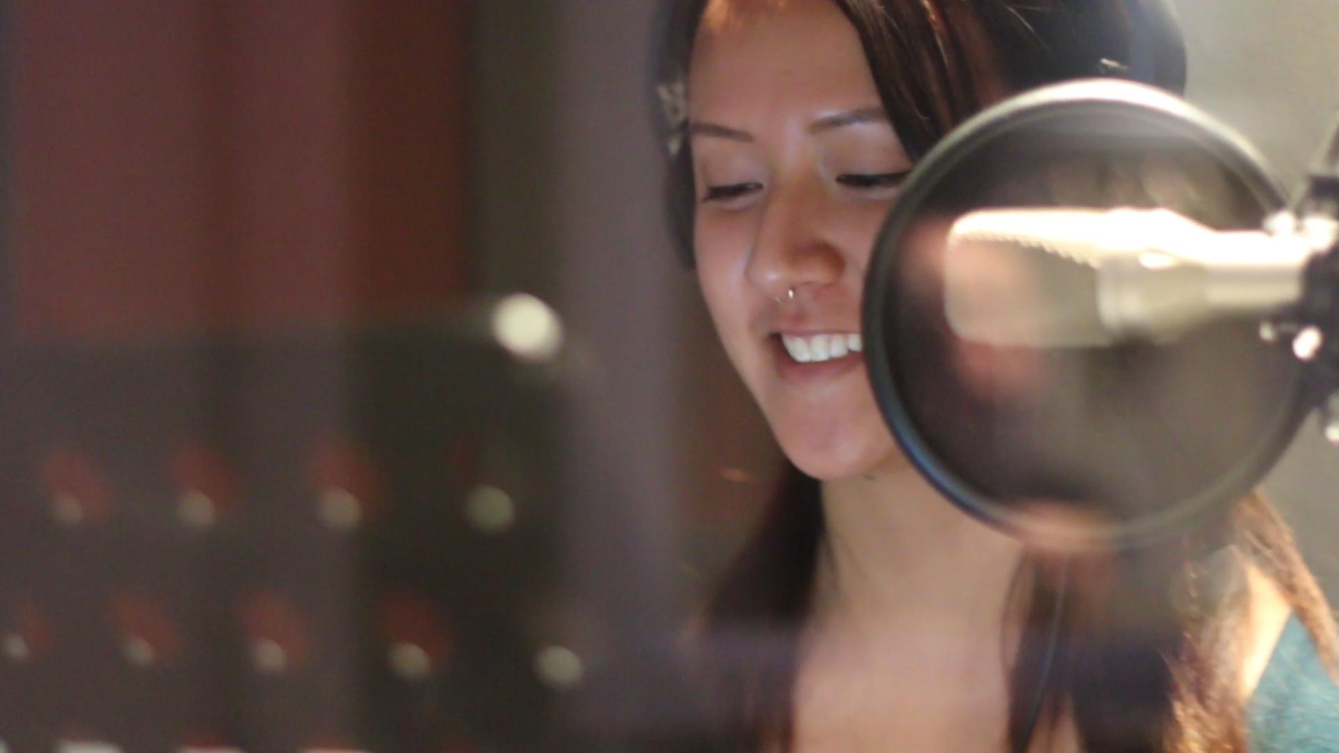 Singer Songwriter Lara Tang
