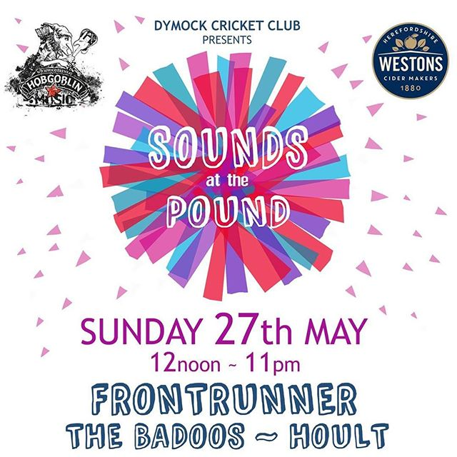 This is on Sunday, a nice lil festival to whet that summer appetite 😋 more info on our Facebook page 👍🏻 #music #festival #summer #live #cider #band #hoult