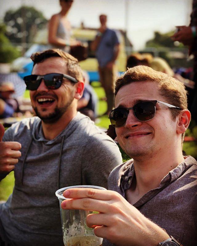 We enjoyed the sun yesterday 🔥🌞 #festival #livemusic #bandstuff #summer