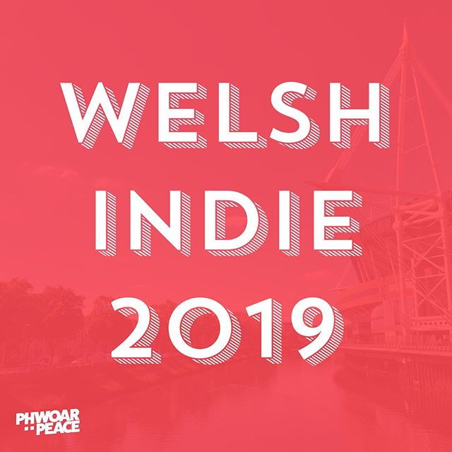 !NEW TUNES ADDED! #WelshIndie2019 🎶 @helloscrounge - Badoom 🎶 @deathcultelectric - She Comes Too Quick 🎶 @clwb_fuzz - High 🎶 @thepeoplethepoet - Dead Alive 🎶 @supermarineband - Decadent Flowers  Spotify: https://spoti.fi/2nN86lb Apple Music: https://apple.co/2oBsjeb (Links in bio)