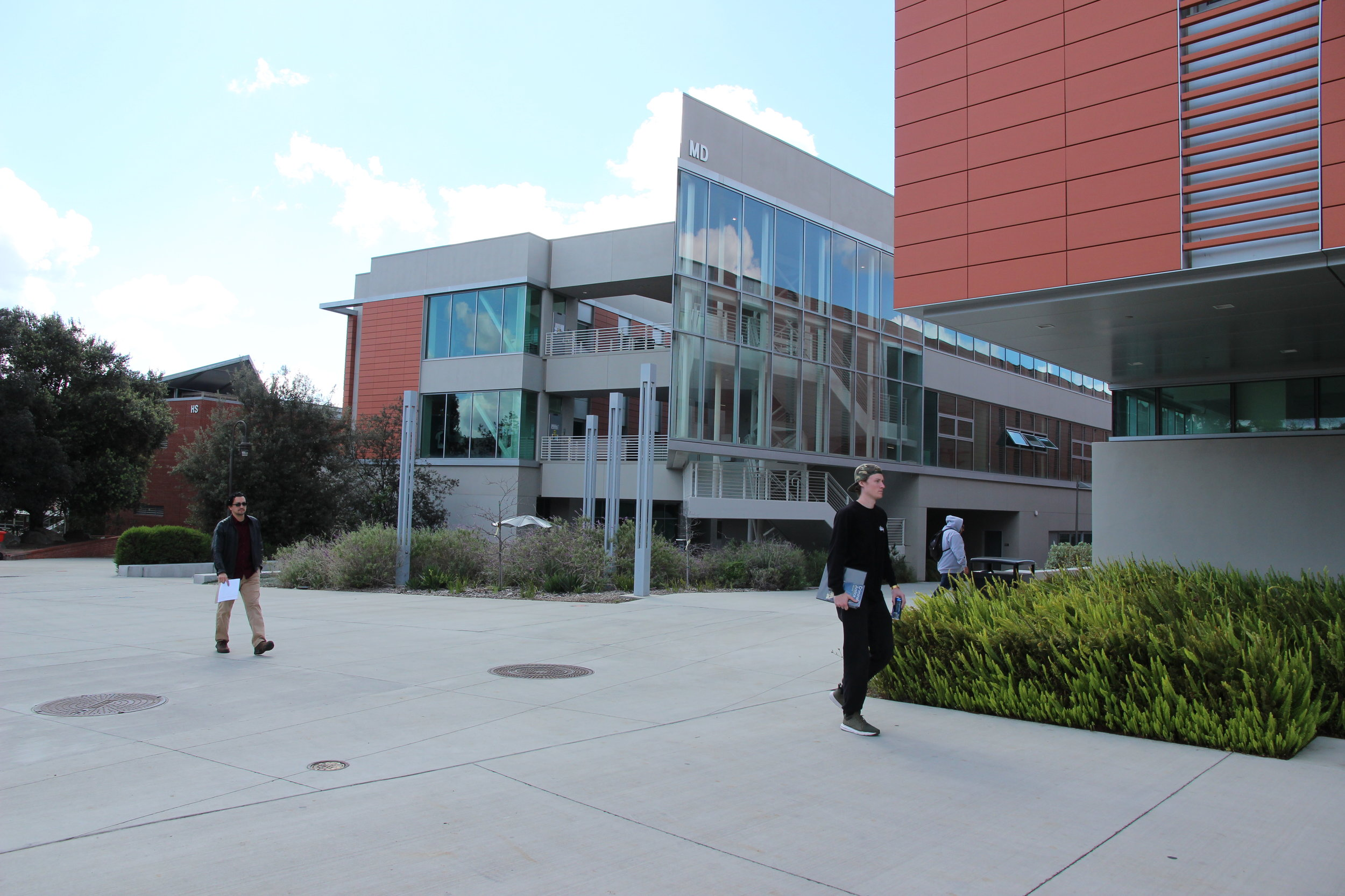 PALOMAR COLLEGE: LEARNING RESOURCE CENTER Project Value: $50M