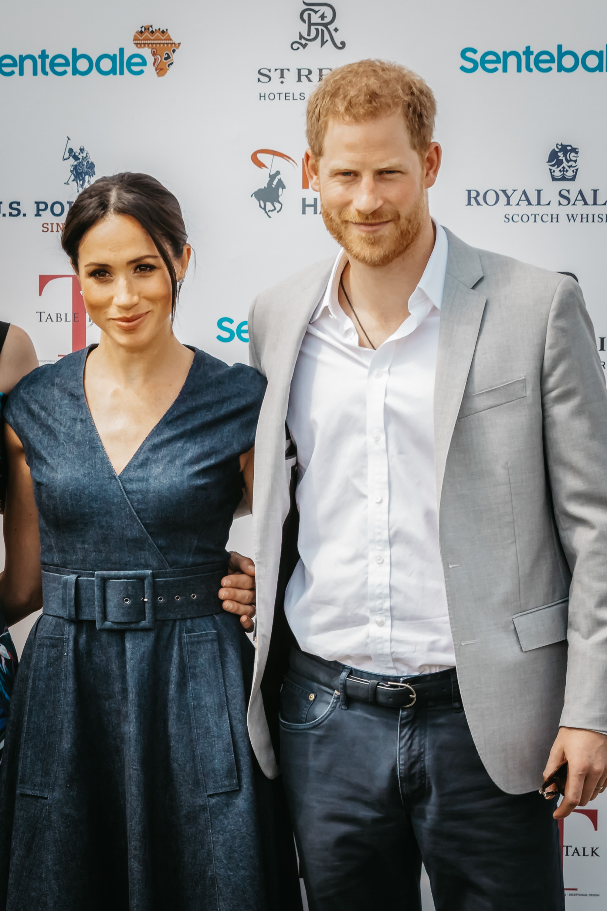 Duke and Dutchess of Sussex
