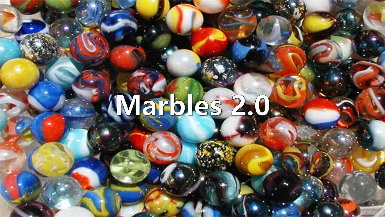 Using the metaphor of marbles we look at the beauty of the Body of Christ
