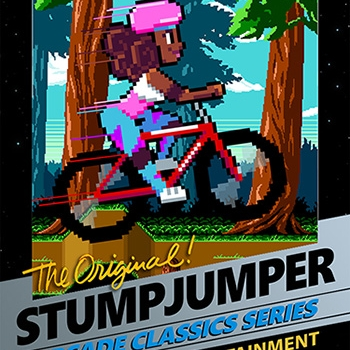 SPECIALIZED STUMPJUMPER - GAME DESIGNERSpecialized Stumpjumper is a retro-style advergame for the 2018 Specialized Stumpjumper built in Phaser. Fast paced and simple, players of any skill level can have fun with this ExciteBike homage. I worked primarily on game design and UI design, contributing to programming and cutscene art as well.