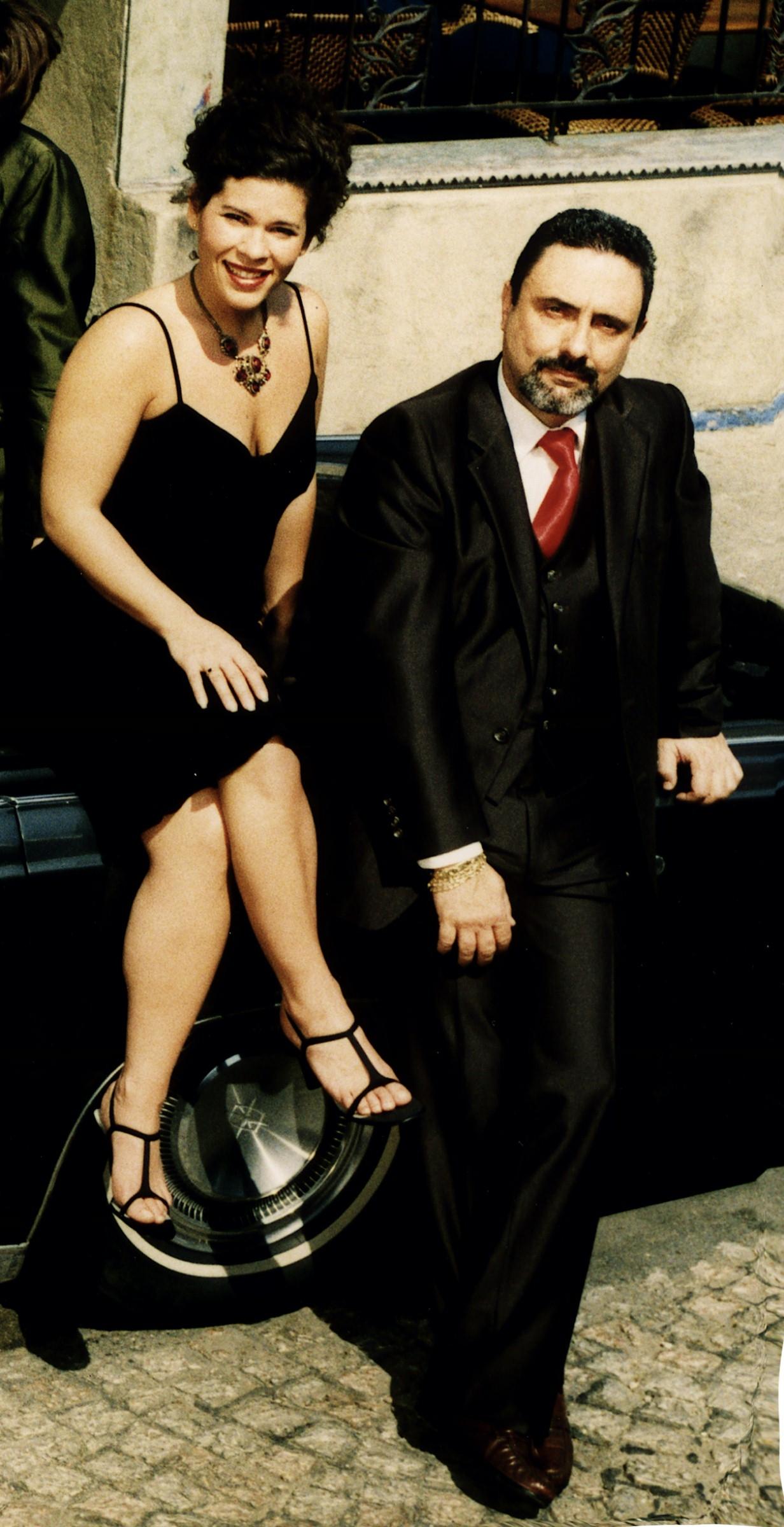 Havana Son Duo – Richmond, VA 2001