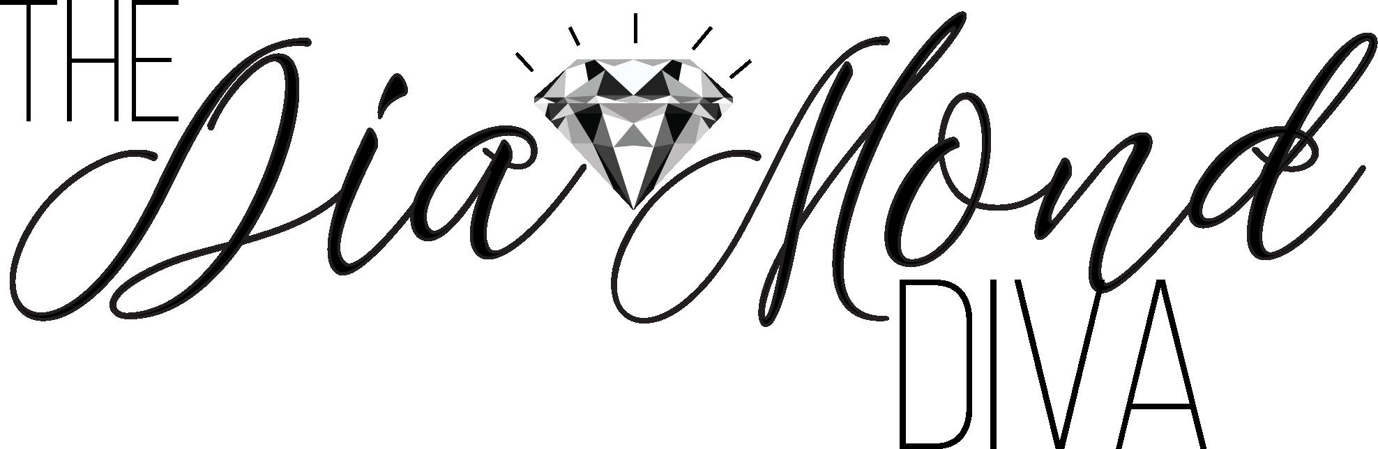 DiamondDivaLOGOBW.png