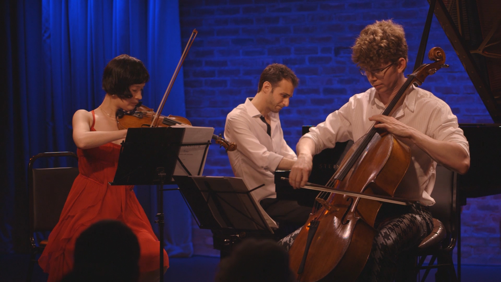 Gregg, Joshua, Miranda at SubCulture.jpg
