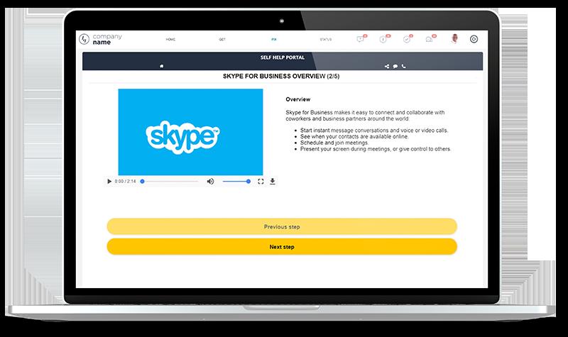 easyvista-Service-App-Templates
