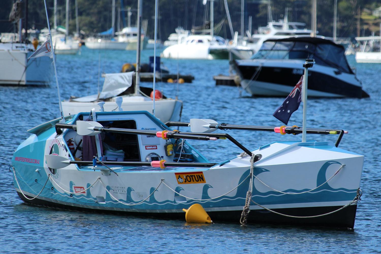 Australia MAID - Michelle's Home for 3,000 miles…..