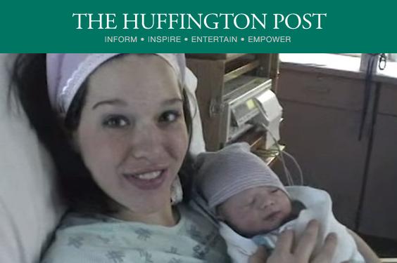 Here's Kellie ON HUFFINGTON POST