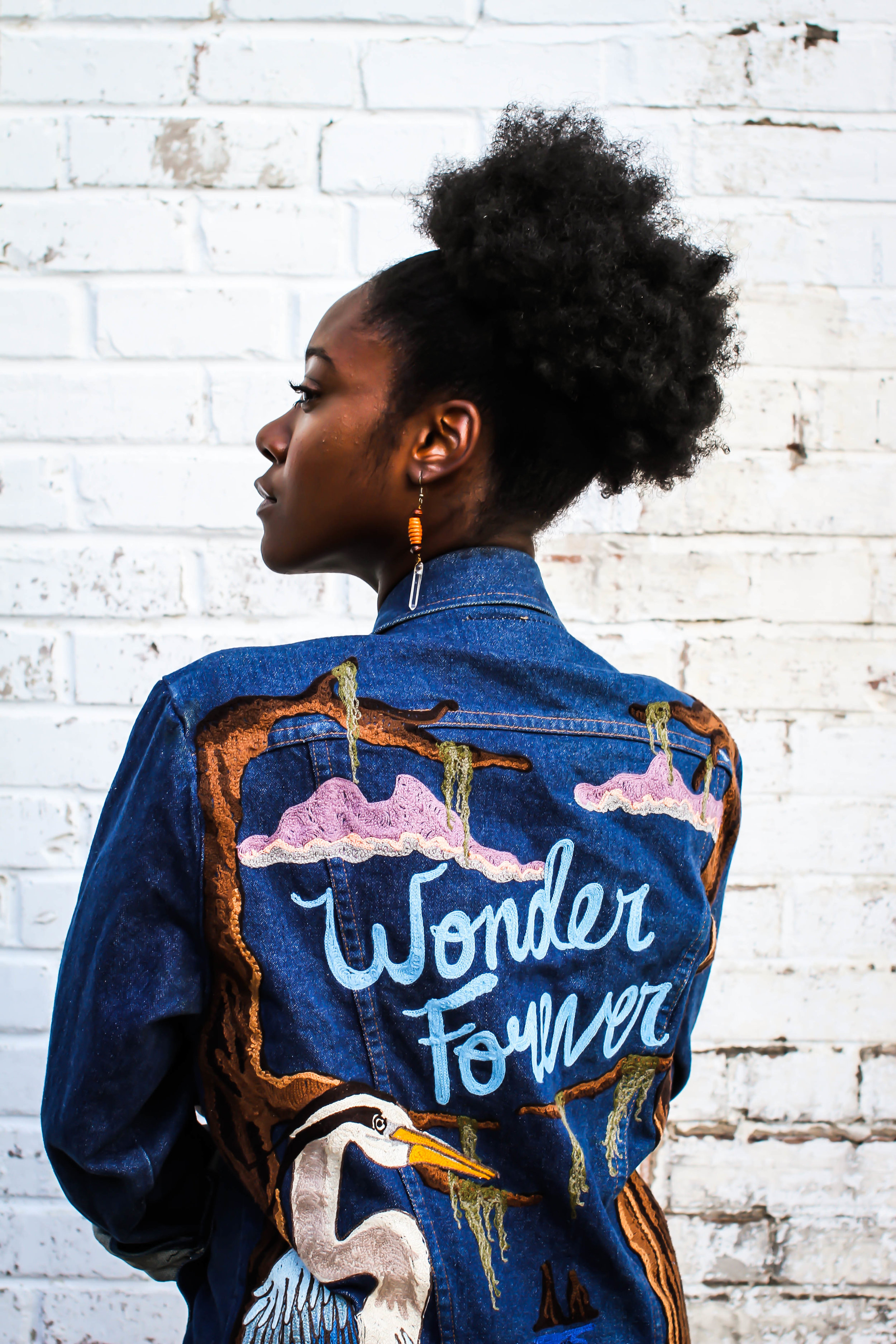 Chloe Marie Johnson for Wonder South.