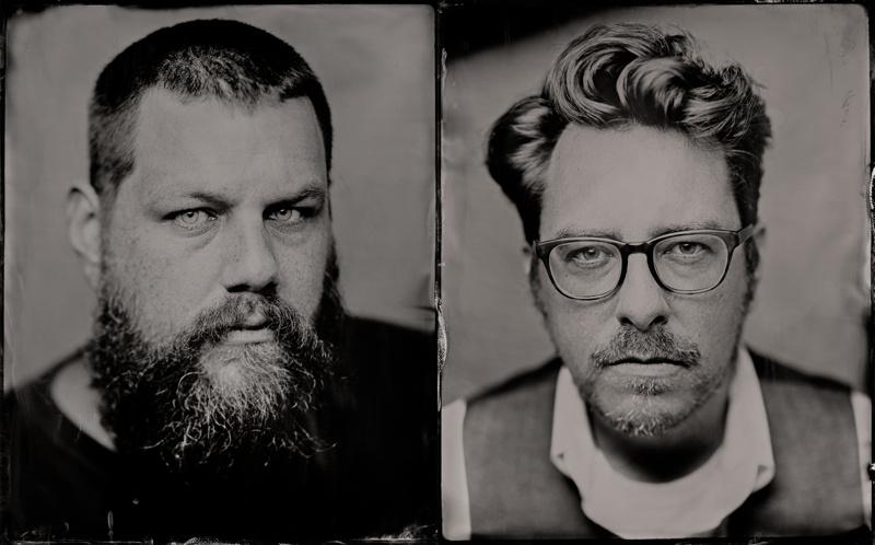 Gusdugger photographers Cary Norton and Jared Ragland.
