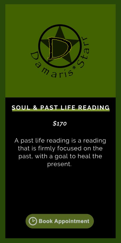 Soul & Past Life Reading
