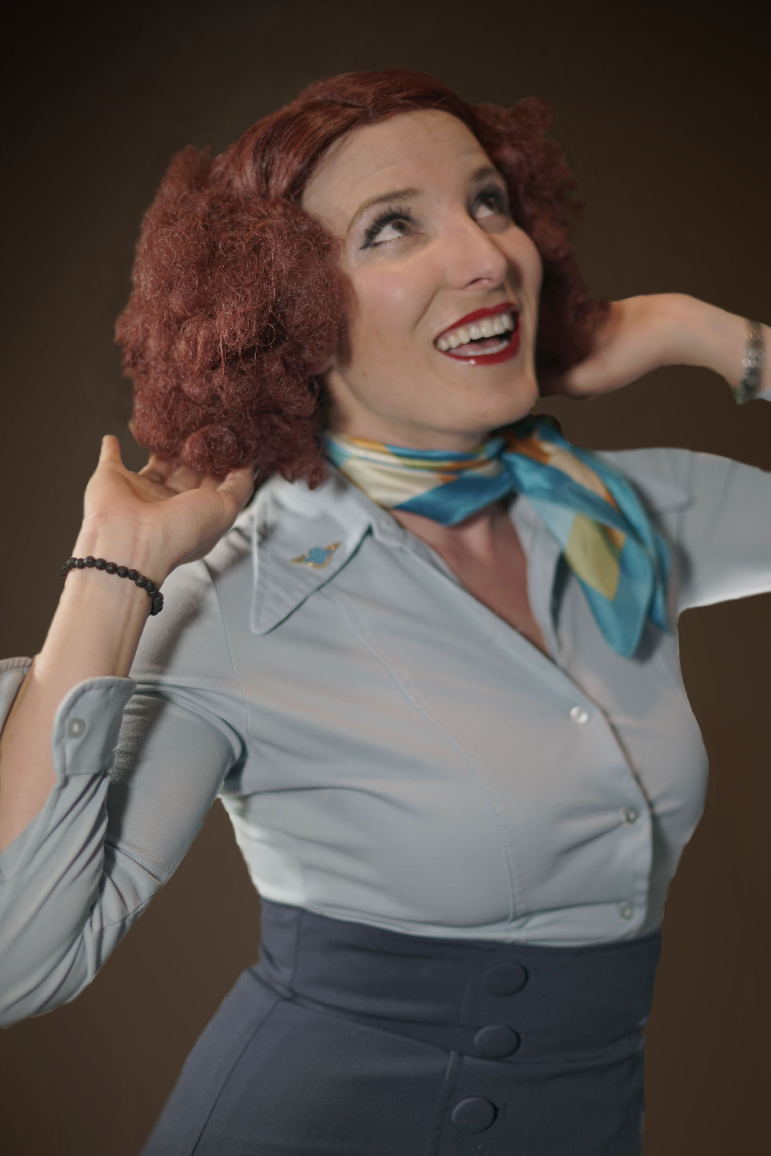Whitney Seymour as Delta Dawn Winnebago