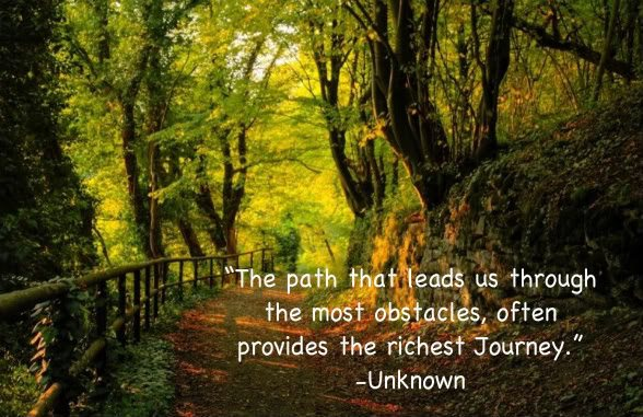 path and journey pic