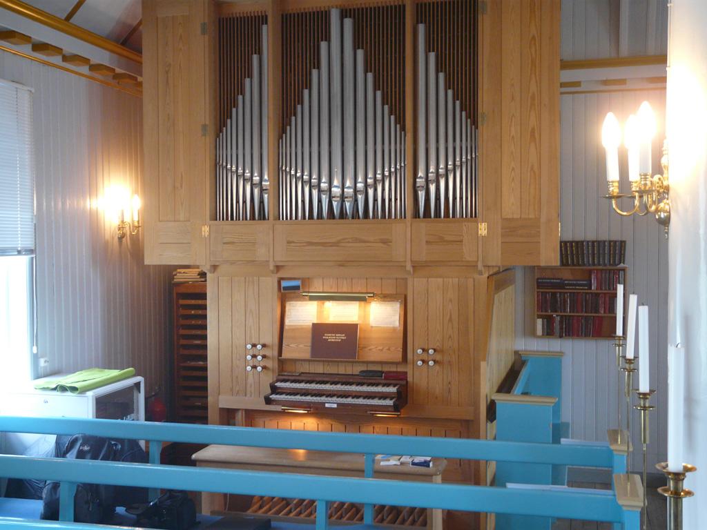 Frobenius organ