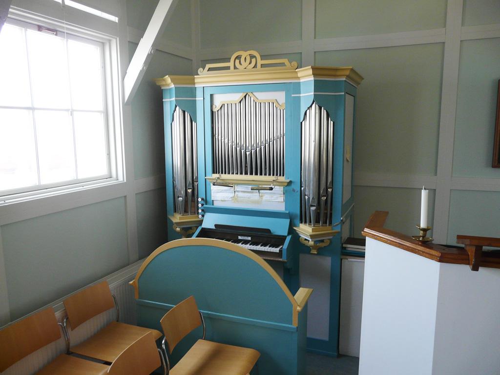 Marcussen organ