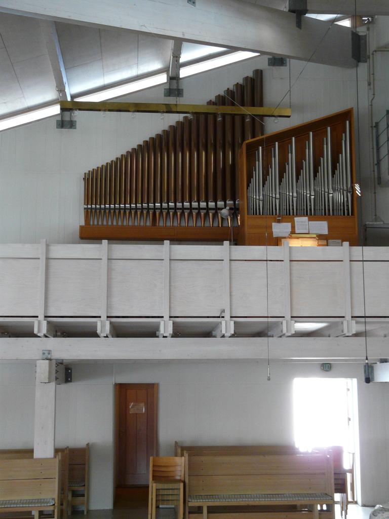 Elias' Church Frobenius organ